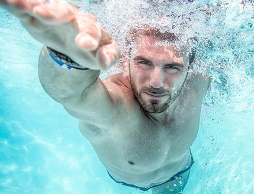 Zwemmen zonder oorpijn dankzij zwemdoppen