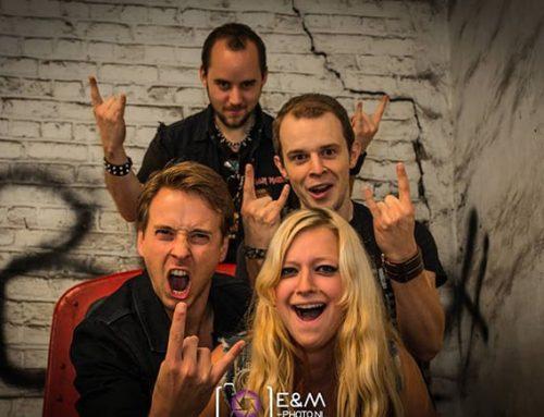Interview met Maastrichtse hardrock band Black Label