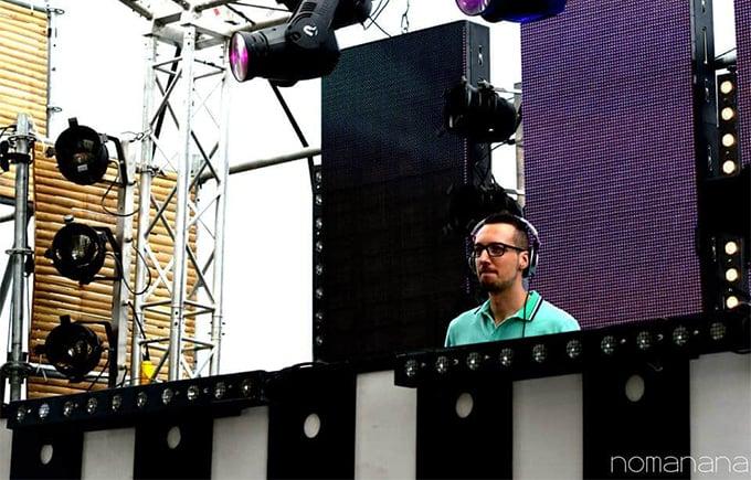 Interview met de Eindhovense DJ Rudy Lime